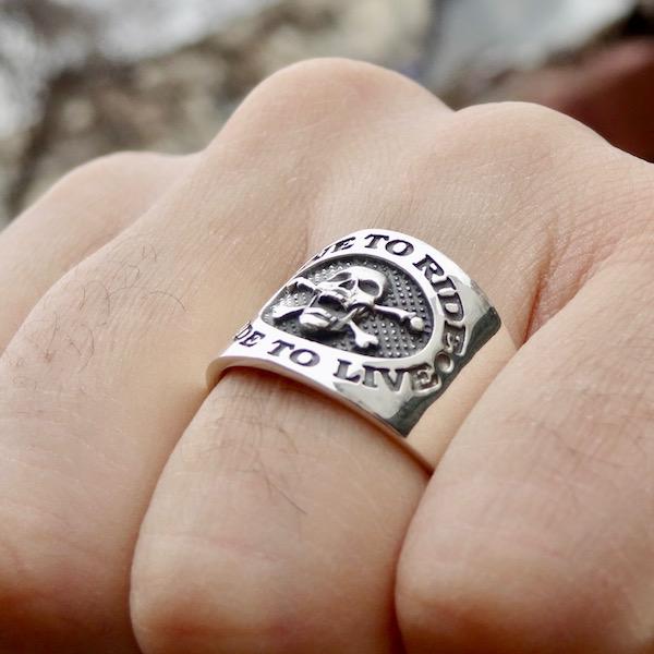Biker Ring