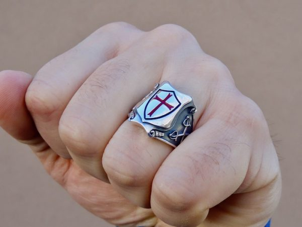Knights Templar Ring