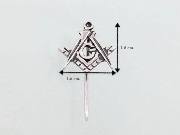 masonic pin