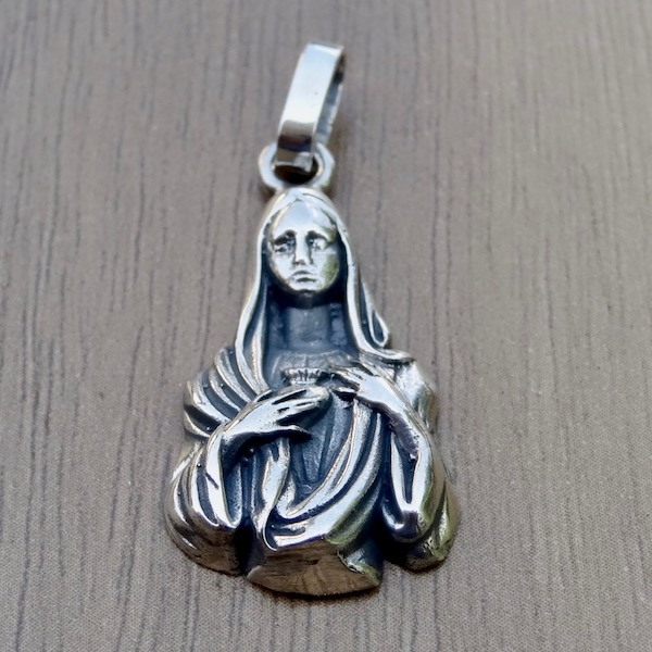 Mother of God Pendant